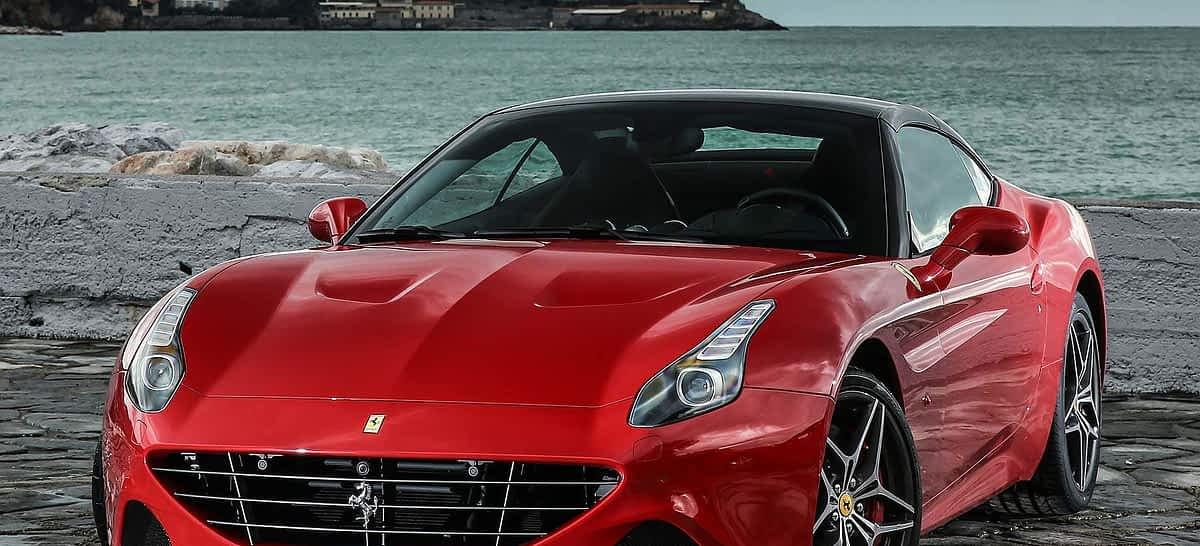 Rent a Ferrari California in Singapore - Luxury Car Rental ...