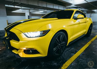 Rent a Ford Mustang Near Me
