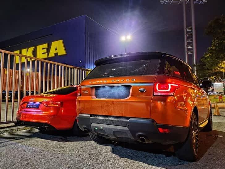 Rent a Range Rover Sport Near me in (KL) - Luxury Car ...