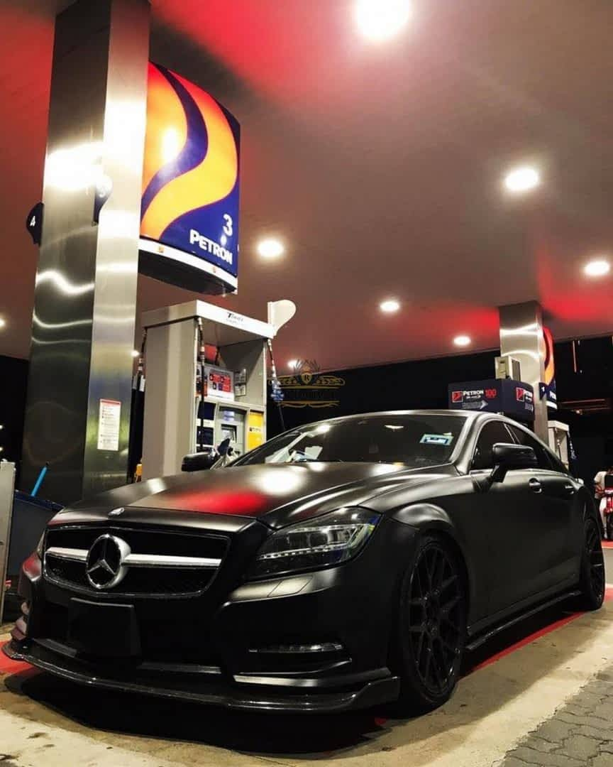 Rent A Mercedes CLS350 CLS63 Near Me